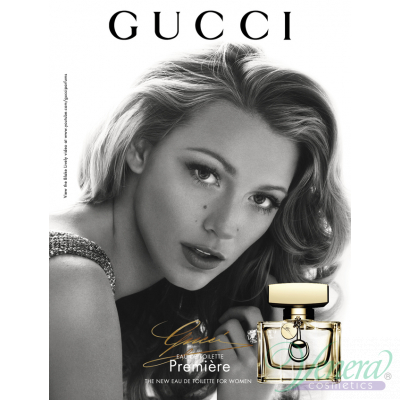 Gucci Premiere Eau de Toilette EDT 75ml за Жени БЕЗ ОПАКОВКА