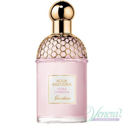 Guerlain Aqua Allegoria Flora Cherrysia EDT 75ml pentru Bărbați si Femei fără de ambalaj Unisex Fragrances without package