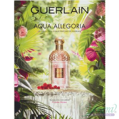 Guerlain Aqua Allegoria Flora Rosa EDT 125ml pentru Femei produs fără ambalaj Produse fără ambalaj