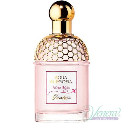 Guerlain Aqua Allegoria Flora Rosa EDT 125ml за Жени БЕЗ ОПАКОВКА Дамски Парфюми без опаковка