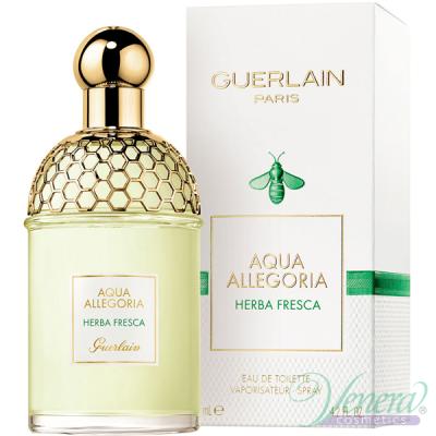 Guerlain Aqua Allegoria Herba Fresca EDT 125ml за Мъже и Жени БЕЗ ОПАКОВКА Унисекс Парфюми без опаковка