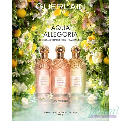 Guerlain Aqua Allegoria Passiflora EDT 125ml за Мъже и Жени БЕЗ ОПАКОВКА Унисекс Парфюми без опаковка