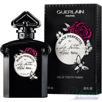 Guerlain Black Perfecto by La Petite Robe Noire EDT Florale 100ml pentru Femei Γυναικεία Аρώματα
