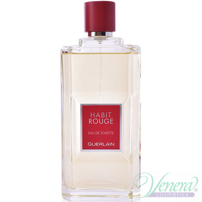 Guerlain Habit Rouge EDT 100ml for Men Without Package Products without package