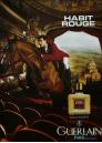 Guerlain Habit Rouge EDT 200ml за Мъже