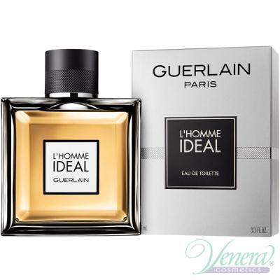 Guerlain L'Homme Ideal EDT 100ml за Мъже Мъжки Парфюми