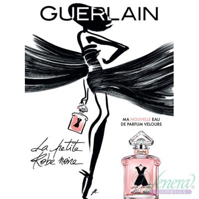Guerlain La Petite Robe Noire Velours EDP 100ml за Жени БЕЗ ОПАКОВКА Дамски Парфюми без опаковка