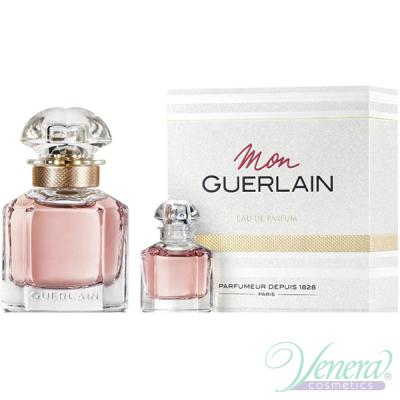 Guerlain Mon Guerlain Комплект (EDP 30ml + EDP 5ml) за Жени Дамски Комплекти