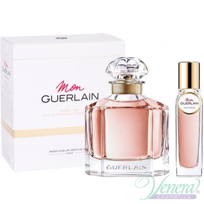 Guerlain Mon Guerlain Комплект (EDP 100ml + EDP 15ml) за Жени Дамски Комплекти