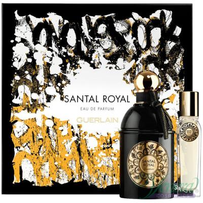 Guerlain Santal Royal Комплект (EDP 125ml + EDP 15ml) за Мъже и Жени Унисекс Комплекти