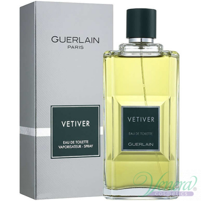 Guerlain Vetiver EDT 100ml για άνδρες