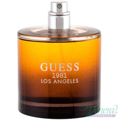 Guess 1981 Los Angeles EDT 100ml за Мъже БЕЗ ОПАКОВКА Мъжки Парфюми без опаковка