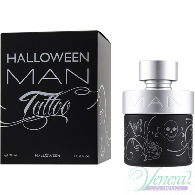 Halloween Man Tattoo EDT 75ml за Мъже