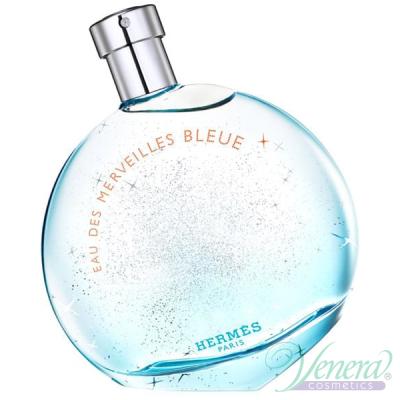 Hermes Eau Des Merveilles Bleue EDT 100ml за Жени БЕЗ ОПАКОВКА Дамски Парфюми без опаковка