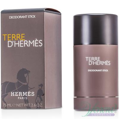 Hermes Terre D'Hermes Deo Stick 75ml за Мъже За Мъже