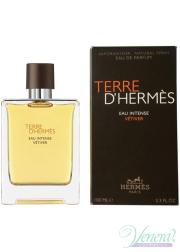Hermes Terre D'Hermes Eau Intense Vetiver EDP 50ml για άνδρες Ανδρικά Αρώματα