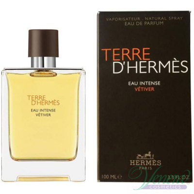 Hermes Terre D'Hermes Eau Intense Vetiver EDP 50ml pentru Bărbați Men's Fragrance