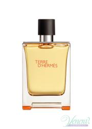 Hermes Terre D'Hermes Pure Parfum 200ml για άνδρες ασυσκεύαστo Ανδρικά Αρώματα Χωρίς Συσκευασία