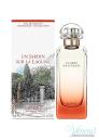 Hermes Un Jardin Sur La Lagune EDT 100ml за Мъже и Жени БЕЗ ОПАКОВКА