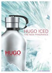 Hugo Boss Hugo Iced EDT 75ml για άνδρες Ανδρικά Аρώματα