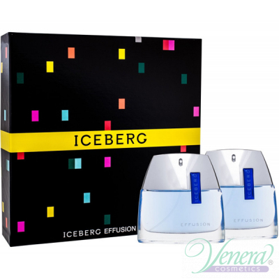 Iceberg Effusion Комплект (EDT 75ml + Afte...