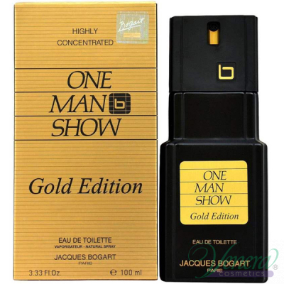 Jacques Bogart One Man Show Gold Edition EDT 100ml за Мъже Мъжки Парфюми