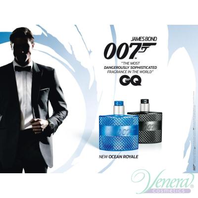 James Bond 007 Ocean Royale EDT 75ml за Мъже БЕЗ ОПАКОВКА Мъжки Парфюми без опаковка