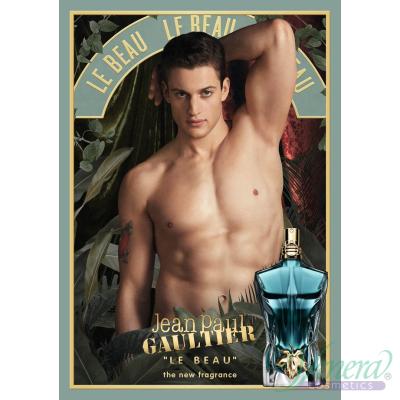 Jean Paul Gaultier Le Beau EDT 125ml pentru Bărbați produs fără ambalaj Produse fără ambalaj