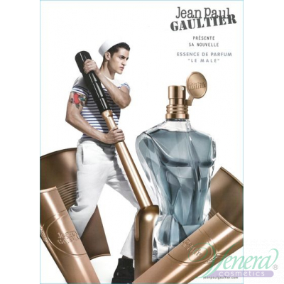 Jean Paul Gaultier Le Male Essence de Parfum EDP 125ml for Men Without Package Men's Fragrances without package