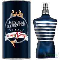 Jean Paul Gaultier Le Male In The Navy EDT 125ml for Men Men's Fragrance