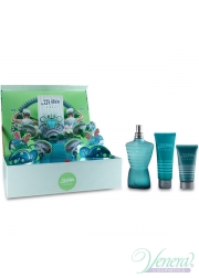 Jean Paul Gaultier Le Male Set (EDT 125ml ...