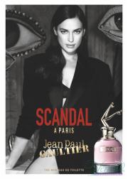 Jean Paul Gaultier Scandal A Paris Set (EDT 80ml + EDT 10ml) για γυναίκες Γυναικεία Σετ