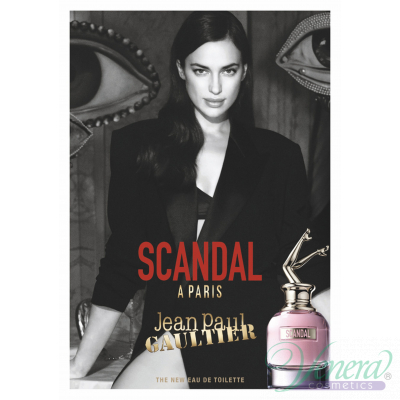 Jean Paul Gaultier Scandal A Paris EDT 80ml за Жени БЕЗ ОПАКОВКА Дамски Комплекти без опаковка