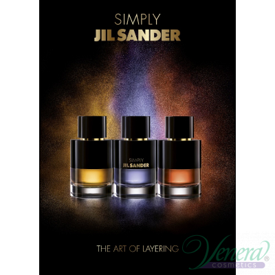 Jil Sander Simply Jil Sander Touch of Violet EDP 40ml за Жени БЕЗ ОПАКОВКА Дамски Парфюми без опаковка