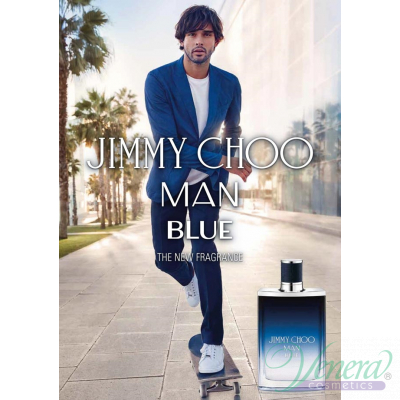 Jimmy Choo Man Blue EDT 30ml за Мъже Мъжки Парфюми