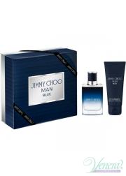 Jimmy Choo Man Blue Set (EDT 50ml + SG 100ml) για άνδρες