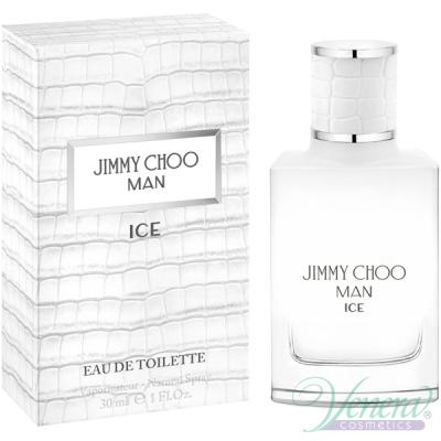 Jimmy Choo Man Ice EDT 30ml за Мъже Мъжки Парфюми
