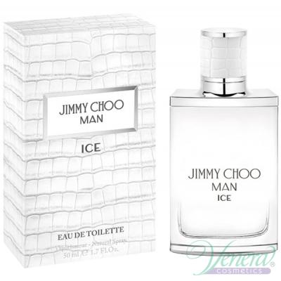 Jimmy Choo Man Ice EDT 50ml за Мъже Мъжки Парфюми