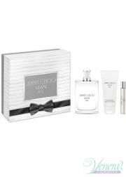 Jimmy Choo Man Ice Set (EDT 100ml + AS Bal...