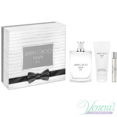 Jimmy Choo Man Ice Комплект (EDT 100ml + A...