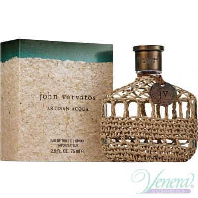 John Varvatos Artisan Acqua EDT 75ml за Мъже Мъжки Парфюми