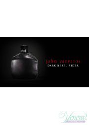 John Varvatos Dark Rebel Rider EDT 125ml για άνδρες Without package Men's fragrances without package
