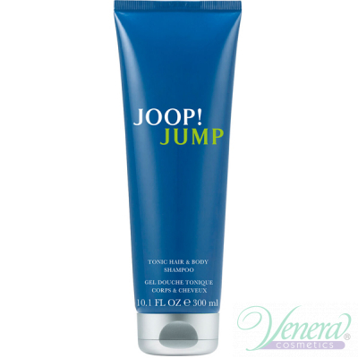 Joop! Jump Tonic Hair & Body Shampoo 3...