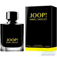 Joop! Homme Absolute EDP 80ml за Мъже Мъжки Парфюми