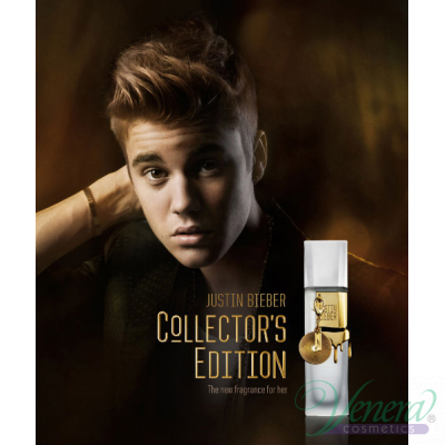 Justin Bieber Collector's Edition EDP 100ml за Жени