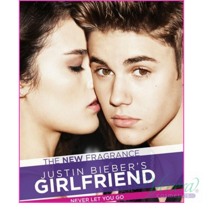 Justin Bieber Girlfriend EDP 50ml за Жени