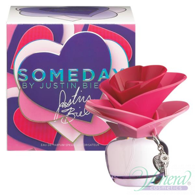 Justin Bieber Someday EDP 100ml за Жени