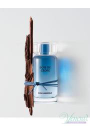 Karl Lagerfeld Bois de Cedre EDT 100ml για άνδρες  Ανδρικά Αρώματα