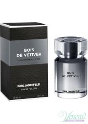 Karl Lagerfeld Bois de Vetiver EDT 50ml για άνδρες Ανδρικά Αρώματα