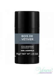 Karl Lagerfeld Bois de Vetiver Deo Stick 75ml για άνδρες Ανδρικά προϊόντα για πρόσωπο και σώμα